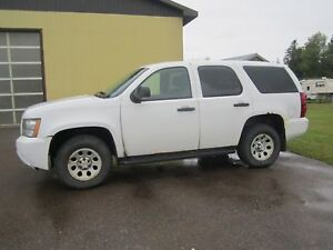 2008 Chevrolet Tahoe Special Services