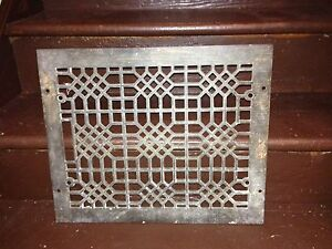 Antique Cast iron vent
