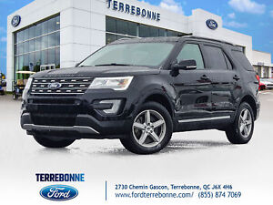 2017 Ford Explorer XLT 4x4 navigation remorquage
