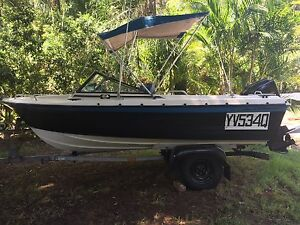 Fishing/ski boat Pelican Waters Caloundra Area Preview