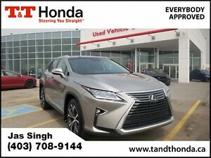2017 Lexus RX 350 *Local SUV, No Accidents, NAVI, Heated/Cool...