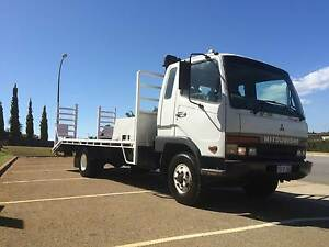 TRUCK BEAVERTAIL Mitsubishi with ramps, be quick  priced to sell Leeming Melville Area Preview
