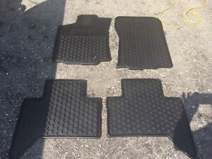 NEW Rubber Mats for Toyota Tacoma