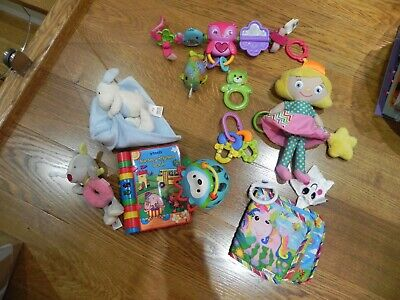 Baby first activity toys bundle