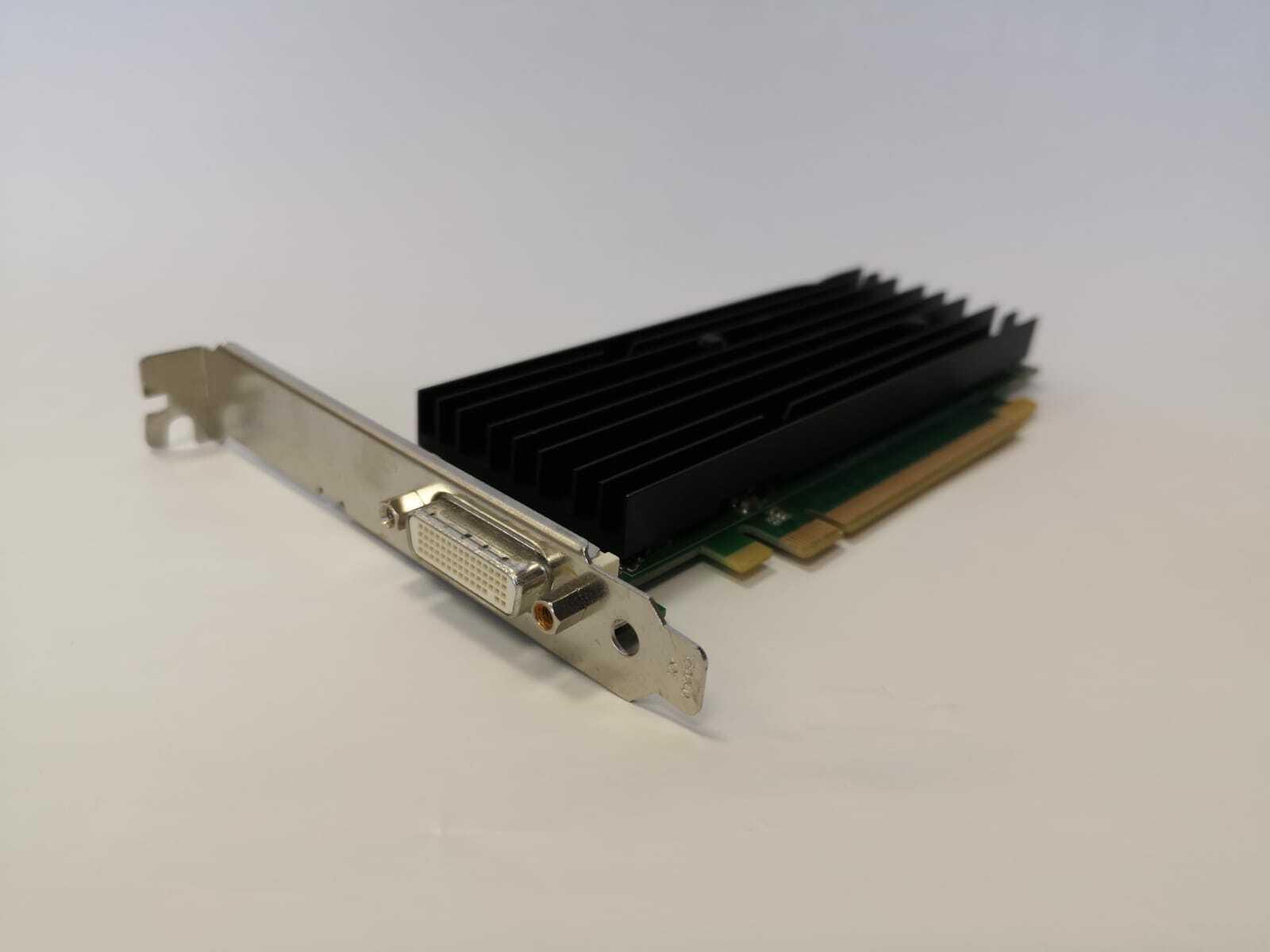 nVIDIA Quadro NVS 290 Grafikkarte 2x DVI PCIe x1 Dual Link GPU 256 MB