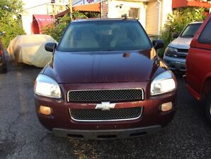 """""""Dealer as Traded Special """" 2009 Chevy Uplander LS"""