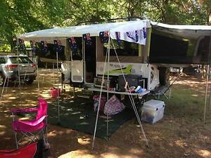 Jayco Eagle Outback Camper Trailer for hire Lilydale Yarra Ranges Preview