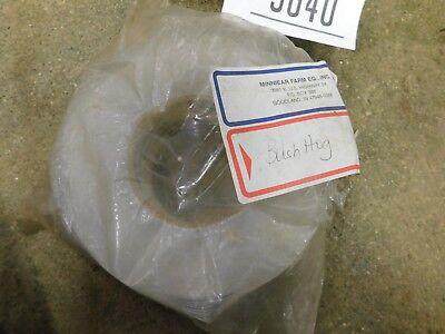Roll Of Bush Hog Reflector Tape Tag 9640