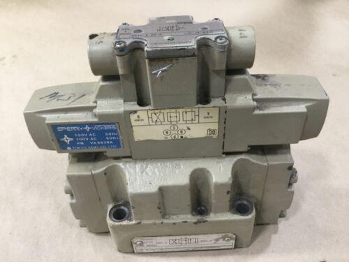 VICKERS DIRECTIONAL CONTROL VALVE DG5V-7-6C-T-PL-T-10-JA-S443 #81A45PR2