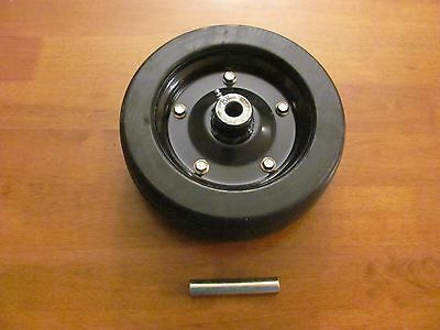 New Finishing Mower Tire Wheel-bush Hog Bushhog 87750 Solid Tire W Sleeve 10