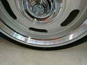 5 slot Rallye wheels suit chev or many other makes Sydney City Inner Sydney Preview