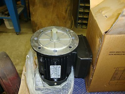 Daytona 12 Hp .5 Induction Electric Motor Single Phase Ml712-4 671 115v