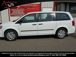 2016 DODGE GRANDCARAVAN CANADIAN VALUE PACKA...