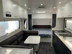 New Age Manta Ray 19ft Ensuite Rear Youngtown Launceston Area Preview