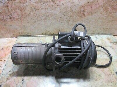 Brinkmann Pumps Coolant Pump P6 17 Cincinnati Lamb Cfv800 Cnc Mill