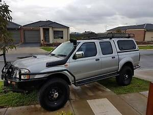 2004 Nissan Navara Ute Melton Melton Area Preview