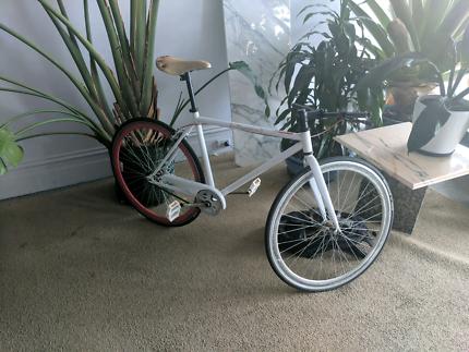 Bike, single speed