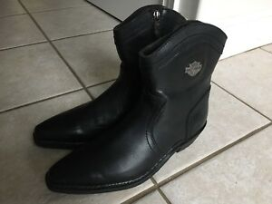Ladies Harley Davidson Boots Size 9