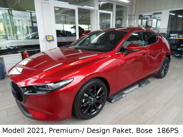 Mazda 3 2.0 SKYACTIV-X M-Hybrid Selection 186 PS