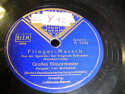 3/1 Carl Woitschach - Flieger Marsch - Lufthansa Marsch