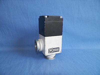 Leybold 297 22 High Vacuum Valve Kf25 - Kf25