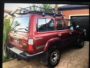 Toyota landcruiser hzj80 gxl turbo diesel Point Cook Wyndham Area Preview