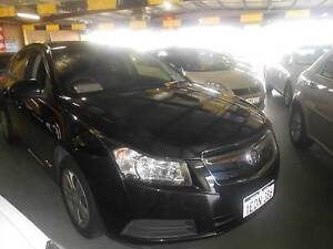 2010 Holden Cruze CD Turbo Diesel Sedan Wangara Wanneroo Area Preview