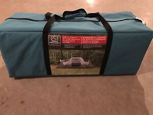 Brand new 6 person tent and camping set