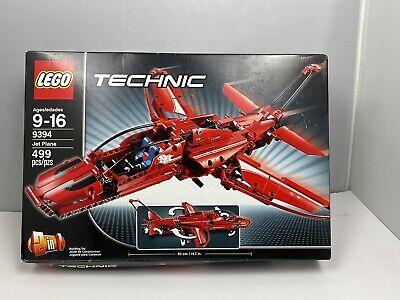 LEGO 9394 TECHNIC Jet Plane New & Sealed box