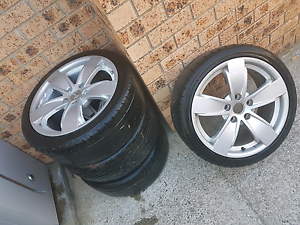 SS RIMS SWAP FOR CHASER RIMS 4 Blacktown Blacktown Area Preview