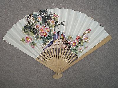 New Ladies bamboo fan