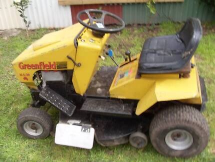 Greenfield ride on mower Maitland Maitland Area Preview
