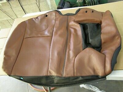 NOS OEM Dodge 2011 2012 Ram Laramie Long Horn Truck Rear Seat Cover Leather RHUp