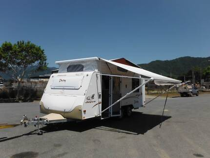JAYCO POPTOP Edmonton Cairns City Preview