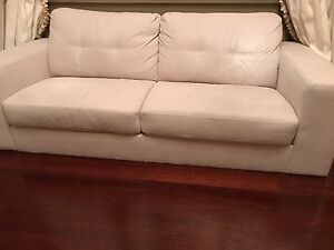 New--- Set of two sofas!!! North Sydney North Sydney Area Preview