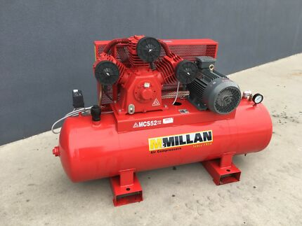 Mcmillan air compressor