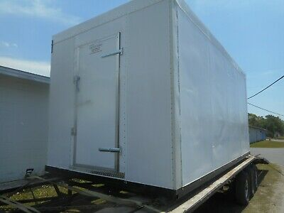 Walk In Drop Boxportable Coolerfreezer Modelnew Refrigeration Unit Trailer