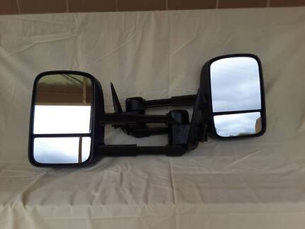 Clearview mirrors for 2010 Isuzu Dmax SX