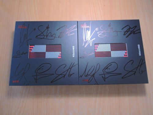 ENHYPEN - BORDER : CARNIVAL (2nd mini Promo) with Autographed (Signed) 139.99