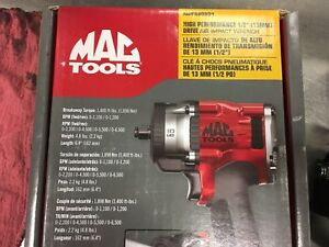 "Brand New Mac Tools MPF990501   1/2"" impact gun"