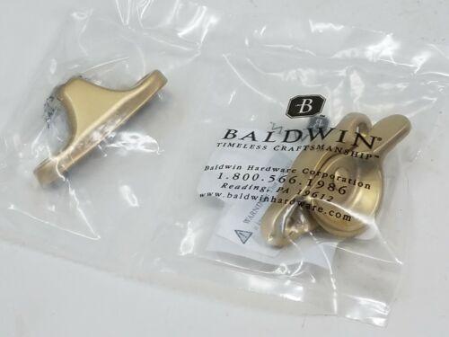 Baldwin Solid Brass 0452056 Vintage Brass Traditional Style Sash Lock