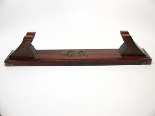 """Sword Holder Stand Display #1653 For Swords 12"""" And Longer"""