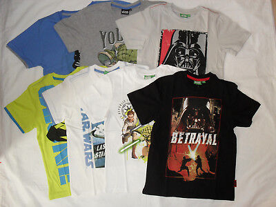 BNWT star wars t-shirt / top.4,6,8,10 or 12yrs.REDUCED TO CLEAR!
