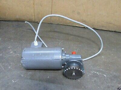 Baldor Ac Right Angle Gear Motor Gc3325 14 Hp 115 Vac 1 Ph 1725 Rpm 111 Ratio