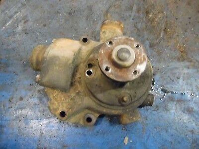 1975 Case 580-b Diesel Farm Tractor Water Pump