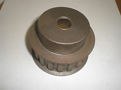 18h100 Martin Timing Pulley12 Pitch18 Teeth34 Boretype Df-1 Solid Body