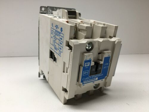New! Eaton Cutler Hammer CN35GN3AB  Lighting Contactor  (#5613)