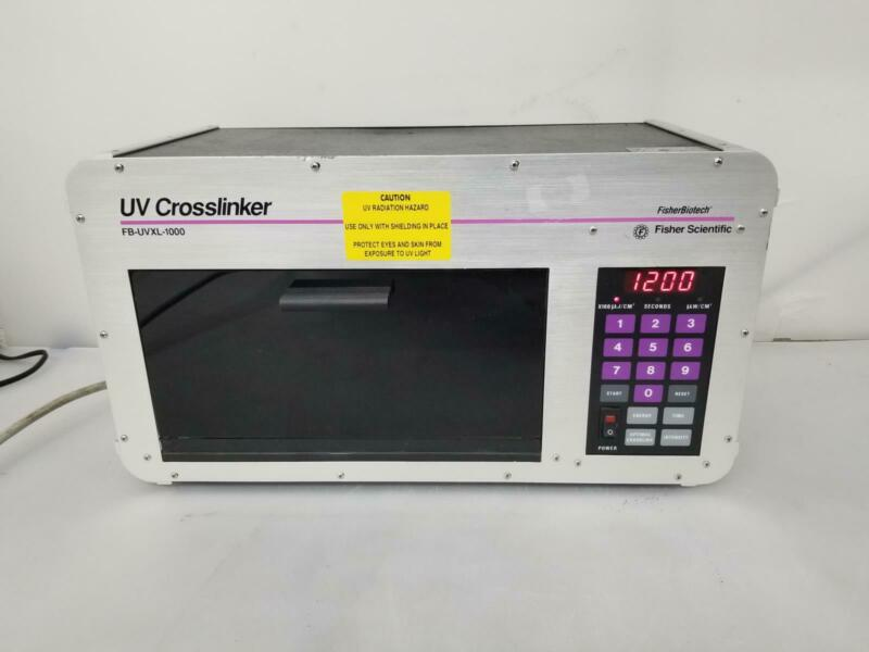 Fisher Scientific FB-UVXL-1000 UV Crosslinker