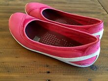 ECCO Leather Flat Shoes Size 9 / 40 Cronulla Sutherland Area Preview