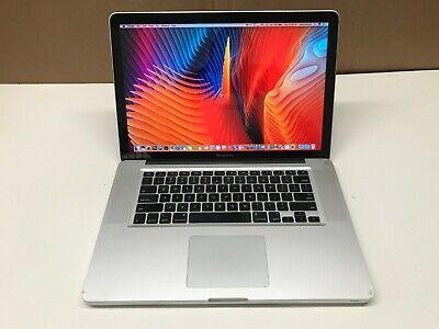Apple MacBook pro 15-inch 2011 laptop
